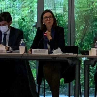 Madame de Montchalin à l'écoute de la territoriale, La Ministre présente au CSFPT ce 30 juin 2021